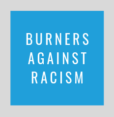 burners against racism