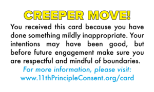 Yellow Creeper Move